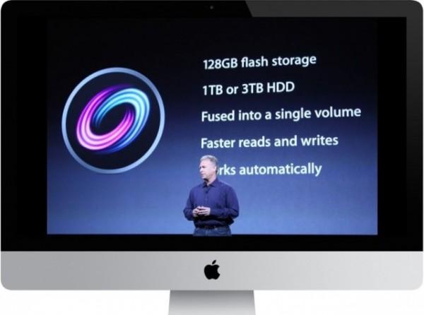 Mac Fusion Drive