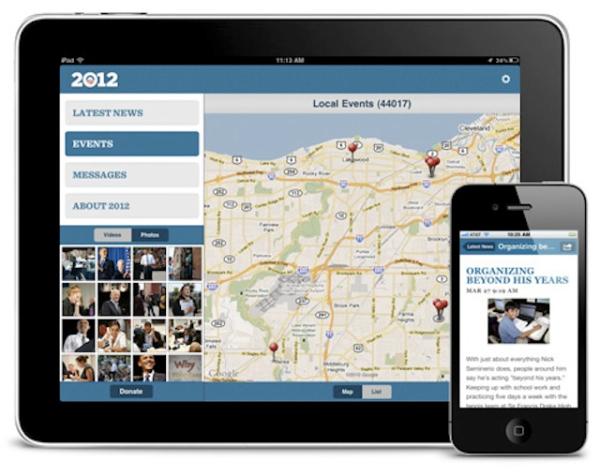 App Elezioni 2012