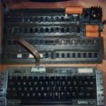 apple 1 tastiera
