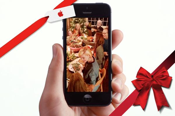 Immagini Di Natale Per Iphone 5.5 Regali Di Natale Per L Utente Iphone