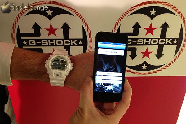 CASIO G-SHOCK GB-6900AA, presentazione Galleria Excelsior Milano- TheAppleLounge.com