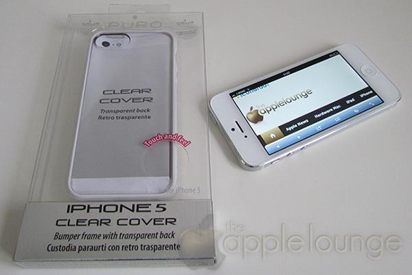 custodia apple iphone 5s recensione