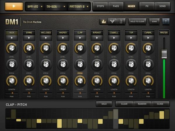 DM1 Mixer