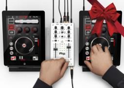 Natale 2012 musica con iPad