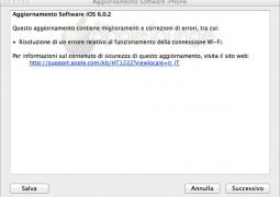 Rilasciato iOS 6.0.2 per iPhone 5 e iPad mini - TheAppleLounge.com