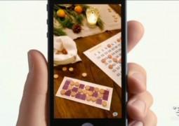 Spot TV iPhone 5