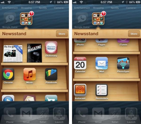 Edicola iOS