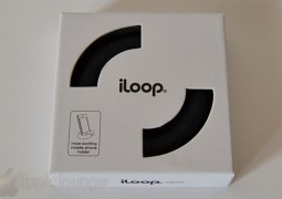iLoop, immagine frontale della scatola - TheAppleLounge.com