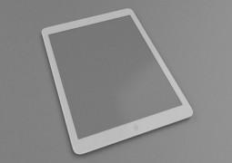 iPad 5 retroilluminazione LED spessore ridotto