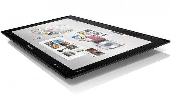 lenovo 27 pollici tablet desktop