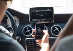 Siri Mercedes