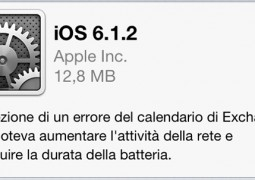 iOS 6.1.2, rilasciato l'aggiornamento - TheAppleLounge.com