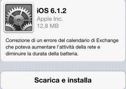 iOS 6.1.2, rilasciato l'aggiornamento (immagine in evidenza) - TheAppleLounge.com