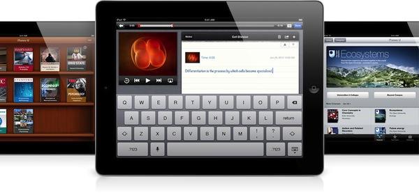 iTunes U iPad