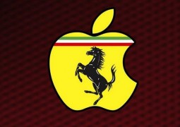 Ferrari e Apple - TheAppleLounge.com (image courtesy by CultOfMac)