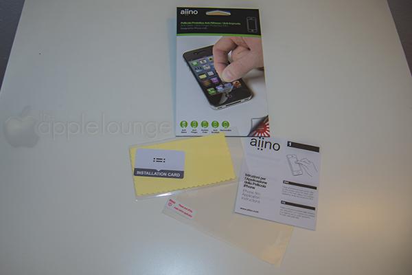 Pellicola protettiva aiino Anti-Riflesso e Anti-Impronte per iPhone 4(S) - TheAppleLounge.com