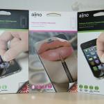 Polleicole protettive aiino per iPhone, immagine frontale confezione - TheAppleLounge.com