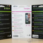 Polleicole protettive aiino per iPhone, immagine posteriore confezione - TheAppleLounge.com