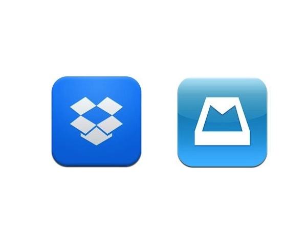Mailbox e Dropbox