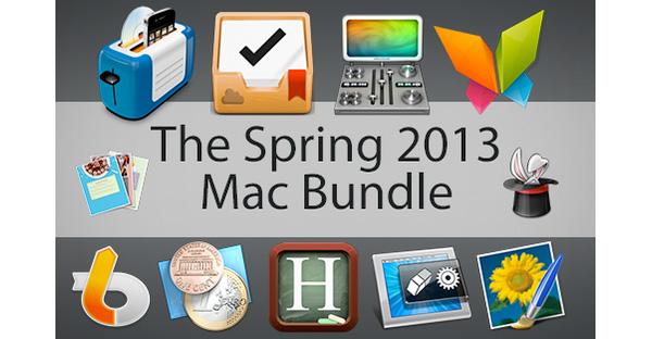 Spring Mac Bundle 2013