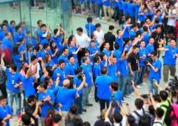 Cina reazione positiva scuse Tim Cook