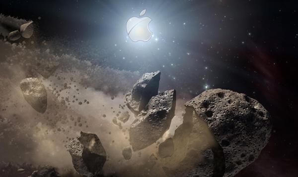 Apple finanzia progetto NASA: i prossimi iPhone prodotti con materiali extraterrestri?