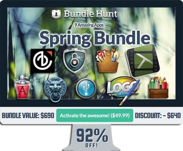 Bundle Hunt Spring