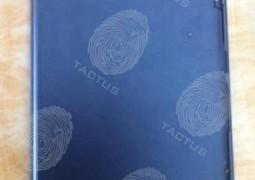 iPad 5 cover posteriore
