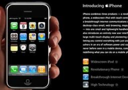 iPhone originale obsoleto