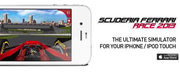 Scuderia Ferrari Race 2013