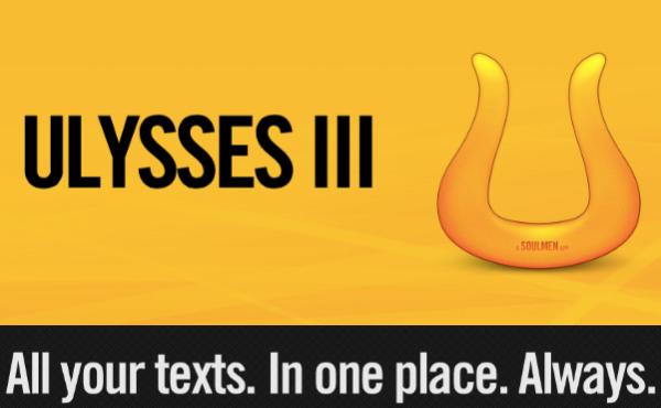 Ulysses 3 Mac