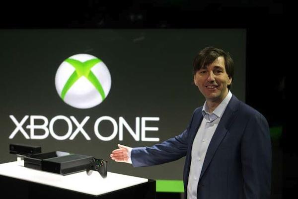Presentazione XBox One