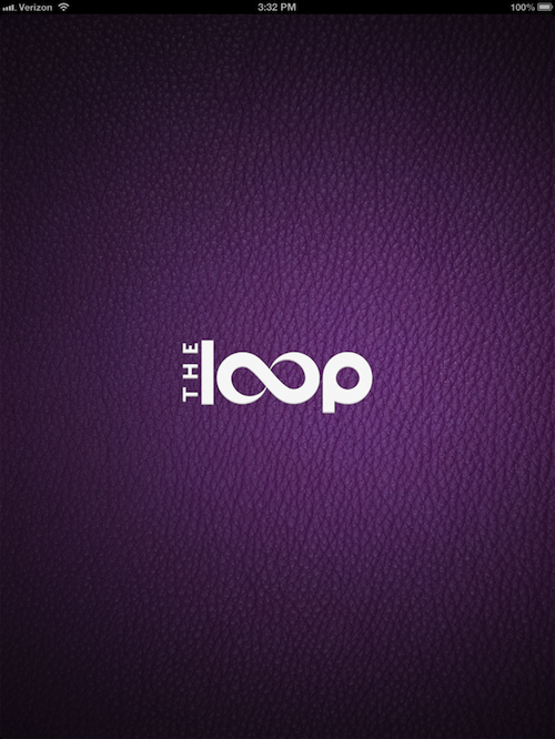 The Loop Magazine Cover