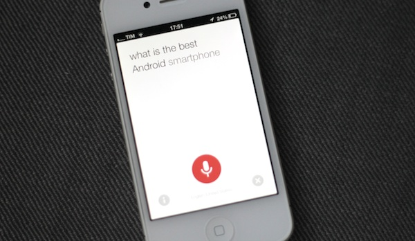 Voice Search Best Android Smartphone