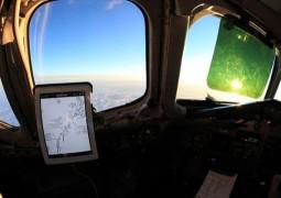 ipad - cabina di pilotaggio