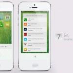siri ios 7 concept design