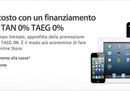 Apple Tasso 0, TAN 0 TAEG 0 - TheAppleLounge.com