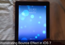 Il rimbalzo di iOS 7 - TheAppleLounge.com