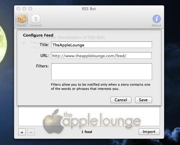 feed reader mac