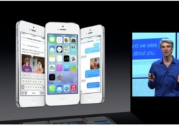 iOS 7 Craig Federighi