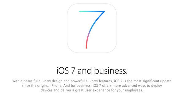 iOS7-business