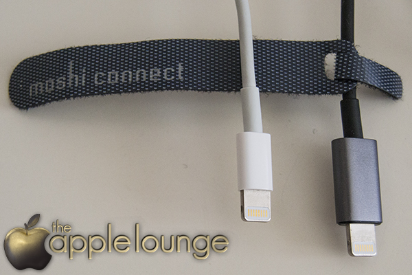 moshi USB cable with Lightning Connector (connettori a confronto) - TheAppleLounge.com