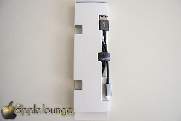moshi USB cable with Lightning Connector (scatola interna) - TheAppleLounge.com