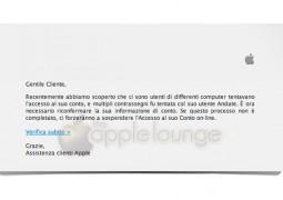 Phishing Apple Style - TheAppleLounge.com