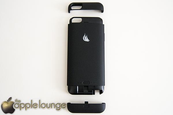 VaVeliero battery cover for iPhone 5, particolare dei cappucci -TheAppleLounge.com
