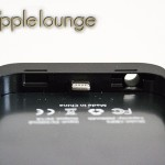 VaVeliero battery cover for iPhone 5, particolare del connettore lightning -TheAppleLounge.com