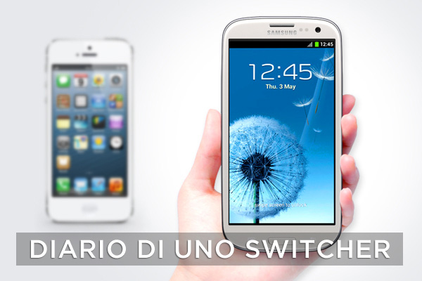 Da iPhone a Android