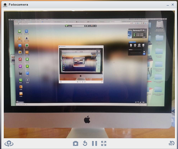 iMac AirDroid