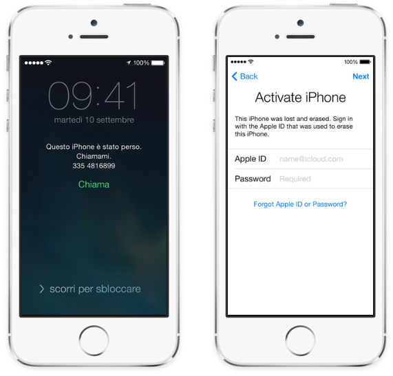 how to erase iphone when locked le novit 224 di ios 7 the apple lounge 5964