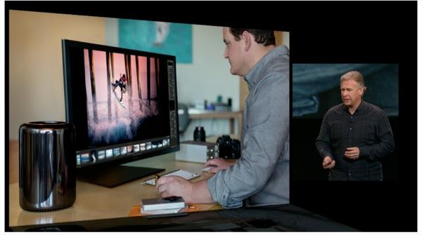 Nuovi Mac Pro 2013